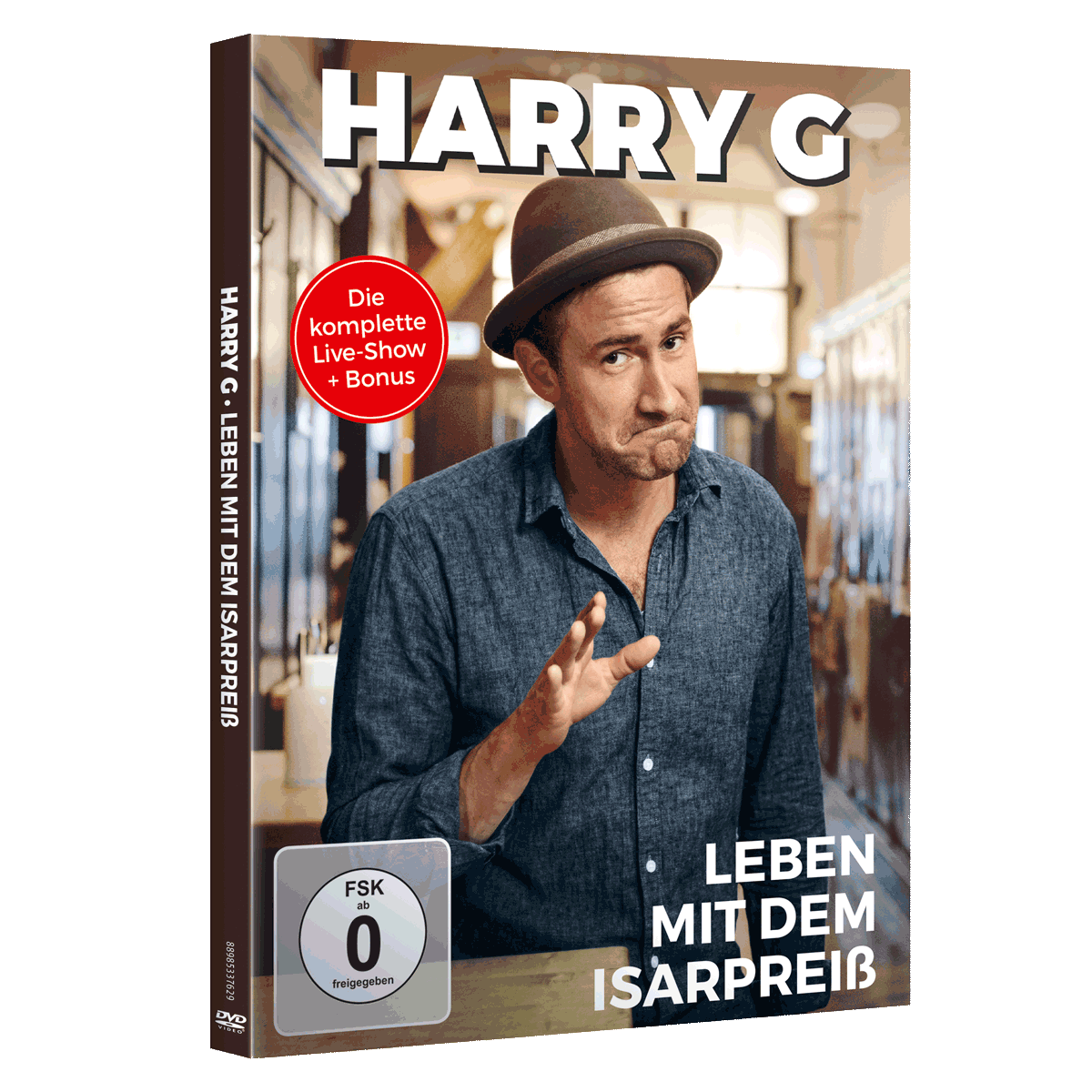Harry G Dvd